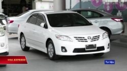 Toyota và Honda dừng xuất xe sang Việt Nam