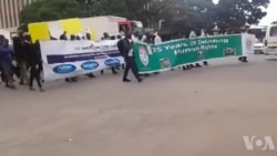 Marching for Credible Elections ...
