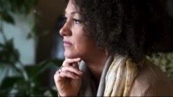 미 '흑인 행세' 백인 운동가 논란