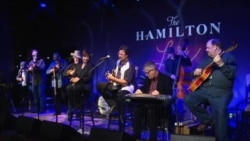 The Hamilton Live: Time Jumpers