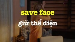 Học tiếng Anh qua phim ảnh: Save Face - Phim Just Go with It (VOA)