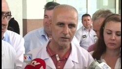 Shperthimi ne termocentralin Kosova A