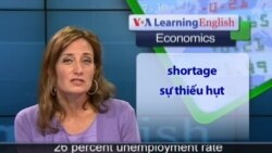 Anh ngữ đặc biệt: South Africa jobs and skills (VOA)