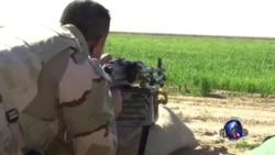 伊北部库尔德武装士气高昂