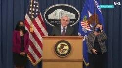 Генпрокурор США пригрозил оспорить в суде указ губернатора Техаса