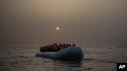 Au moins 140 candidats à l'émigration noyés après un naufrage