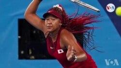 Naomi Osaka elimine nan 8èm de final tounwa tenis Jezolenpik Tokyo 2020 yo