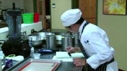 美国万花筒:美国最高烹饪学府CIA