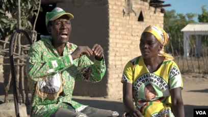 Some Zimbabweans Mourn Their Former Leader, Mugabe