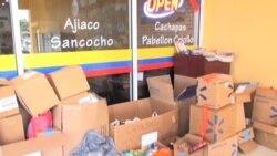 Reúnen ayuda humanitaria para Venezuela