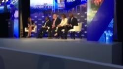 UStrive Masiyiwa Wethula Umbiko Wakhe Emhlanganweni weBloomberg Business Forum
