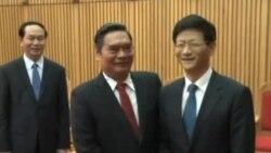 Việt-Trung tăng cường hợp tác công an