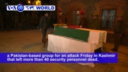 VOA60 World PM - India-Pakistan Tensions Escalate after Deadly Kashmir Attack