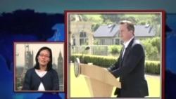 VOA连线: 英国首相预定今秋访中; 斯诺登泄密案欧洲观察