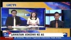 Kunjungan Presiden RI di AS: Jokowi Bertemu Wapres AS Joe Biden