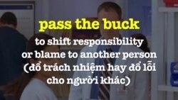 Học tiếng Anh qua phim ảnh: Pass the Buck - Phim Just Like Heaven (VOA)