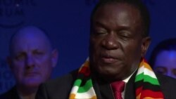 Zimbabwe To Hold 'Free and Fair' Elections Before July Says President At Davos, WEF