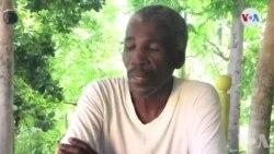 Ayiti: Inisyatè Kita Nago a, Harry Nicolas Alyas Mèt Fèy Vèt Ap Bay Detay sou Bwa a Ki Boule