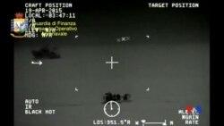 2015-04-21 美國之音視頻新聞:意大利拘捕兩名地中海難民船災難嫌疑人