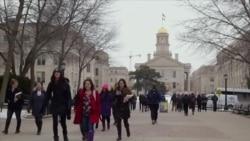 中国留学生如何面对美式自由?