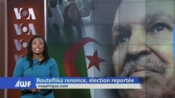 Washington Forum | jeudi 14 mars 2019 | Algerie: Bouteflika renonce au 5e mandat