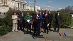 美国会法案拟增加直系亲属签证配额 允许同性伴侣移民