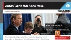 Сенатор Рэнд Пол будет баллотироваться в президенты
