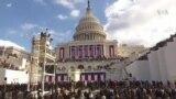 BIDIYO: An rantsar da sabon shugaban Amurka Joe Biden da mataimakiyarsa Kamala Harris