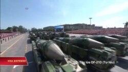 Trung Quốc có thể phát triển tên lửa không đối không tầm xa mới