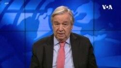 聯合國秘書長譴責緬甸軍警開槍打死示威民眾