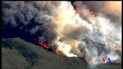 2016-06-17 美國之音視頻新聞: 直升機撲救加州山火