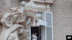 پاپ فرانسیس در مراسم دعا و نیایش روز یکشنبه - ۱۴ ژوئن ۲۰۲۰