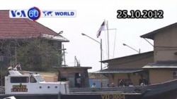 VOA60 Thế Giới 25/10/2012