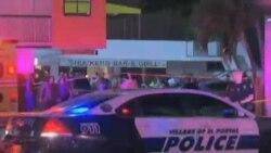 Colapsa parte de bar en Miami
