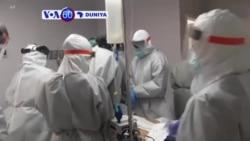 VOA60 DUNIYA: A Amurka Cutar Coronavirus Ta Kashe Akalla Mutane Dubu Dari Biyar (500,000)