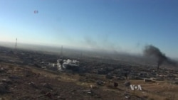 Kurds Clamp Down on IS Supply Route, Sinjar in Sight
