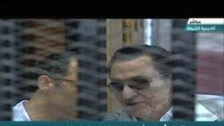 2013-05-11 美國之音視頻新聞: 埃及前總統穆巴拉克出庭