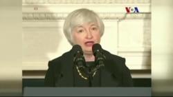 FED'in Kadın Başkanı Yellen Kolları Sıvadı