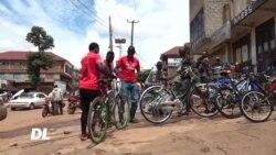 Biashara ya baiskeli Uganda yashawiri wakati wa corona