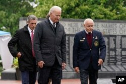 Президент Байден на урочистостях в Делавері