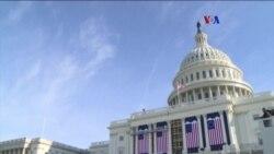Máximas medidas de seguridad en Washington