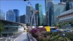 Чому зустріч Трампа і Кім Чен Ина проходить саме в Сінгапурі. Відео