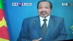 VOA60 AFIRKA: Shugaban kasar Kamaru Paula Biya, ya sanar da shirinsa na samar da tattaunawa da 'yan bindigar yankin Bamenda