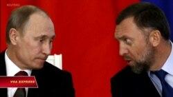 Mỹ bỏ chế tài các công ty Nga có liên hệ với đồng minh của Putin