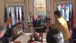 Cambodia Seeks Closer Trade Ties to US