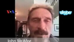 Interview With John McAfee