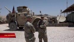 VOA thăm độc quyền căn cứ quân sự Mỹ tại Syria