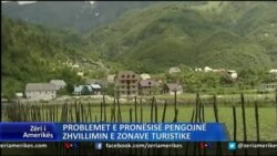 Problemet e pronësisë në zonën e Thethit