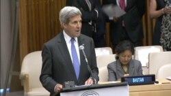 Secretary of State John Kerry on Refugee Resettlement