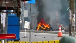 Thêm một vụ nổ bom tại thủ đô Sri Lanka